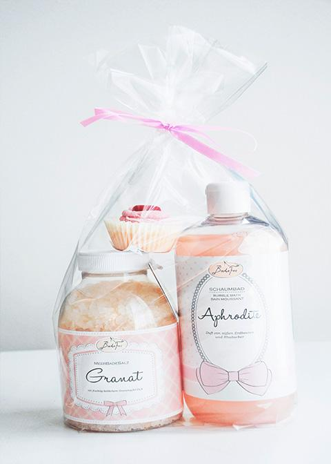 gift set - pink bubble fairy