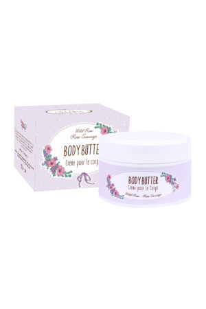 body butter wild rose