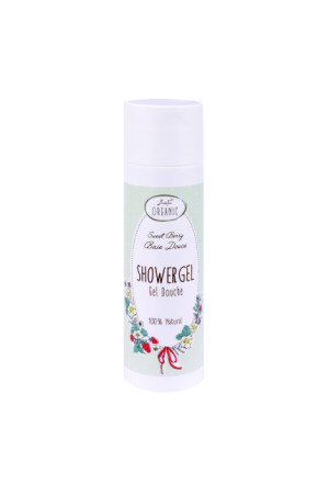 shower gel sweet berry