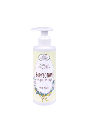 body lotion fresh quince