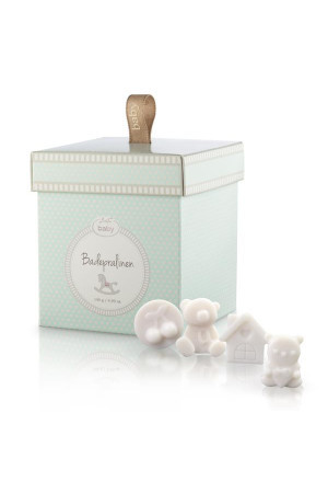 bath additive - baby bath pralines