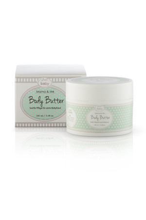 body butter - baby care mama&me