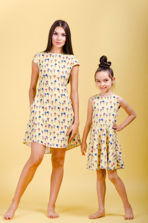 stracciatella dress mommy&me