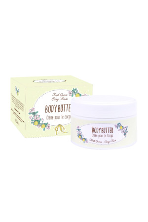 body butter fresh quince