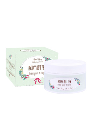 body butter sweet berry